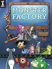 Monster Factory: Draw Cute and Cool Cartoon Monsters by Ernie Harker (Paperback, 2015)