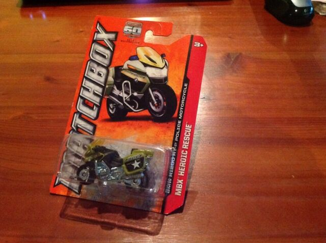 MATCHBOX HEROIC  RESCUE RELEASED IN 2012, 60th ANNIVERSARY