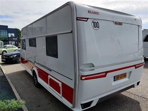 Kabe Royal 560 XL KS XV2, 2015, kg egenvægt 1575