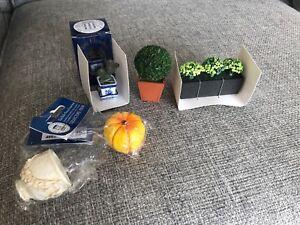Énorme La Maison De Poupées Emporium Verdure Bundle-neuf En Boite/emballage-afficher Le Titre D'origine RéSistance Au Froissement