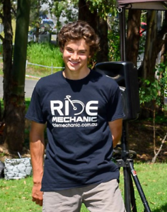 Ride Mechanic T-shirt (SMALL)