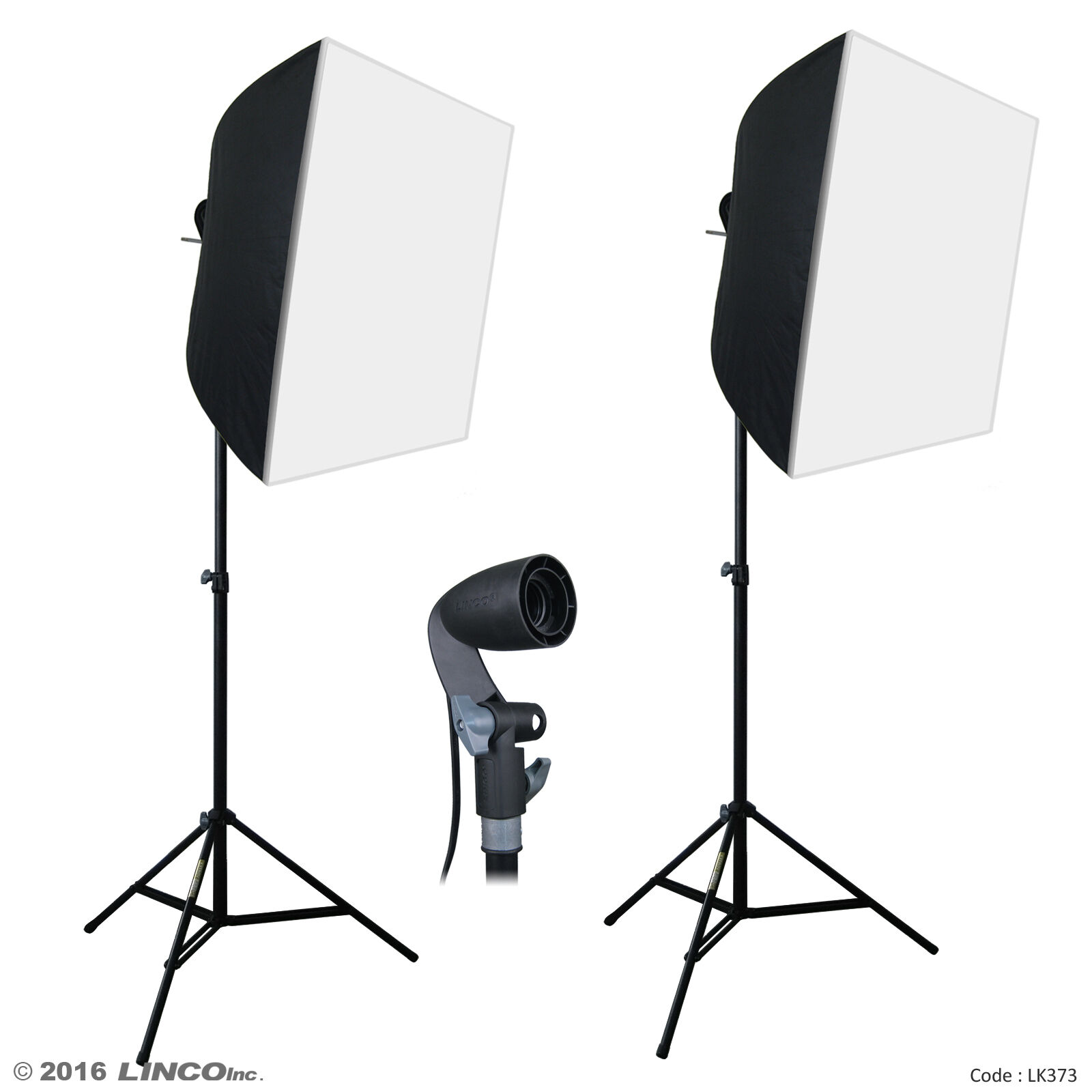Optex Photo Studio Lighting Kit Review: Linco Lincostore Studio Lighting Photography Portrait