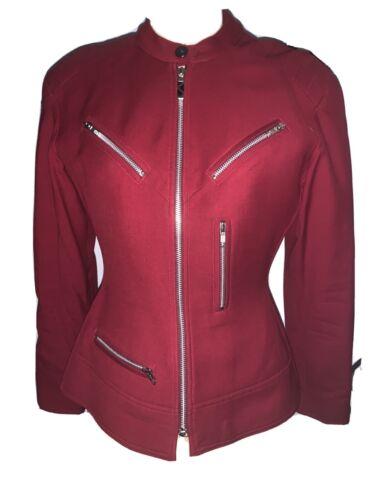 thierry mugler Red jacket