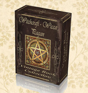 250-Rare-Witchcraft-Books-on-DVD-Black-Magic-Occult-Spells-Witches-Rituals-294