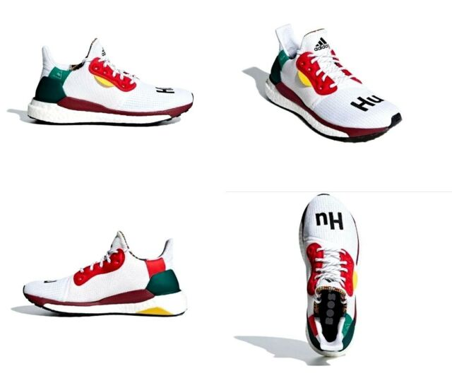 Adidas Pharrell Williams X Solar Hu Glide St Damen