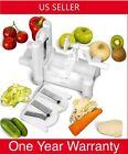 K3 Tri-Blade Vegetable Spiral Slicer Spiralizer Veggie Fruit Cutter 3in1