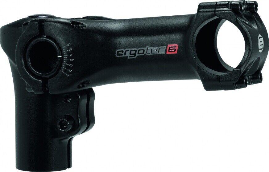 Ergotec Stem Swell-R 70 Ahead 70, 28.6 31.8 70 140 mm AL6061 T6 adjustable schw.