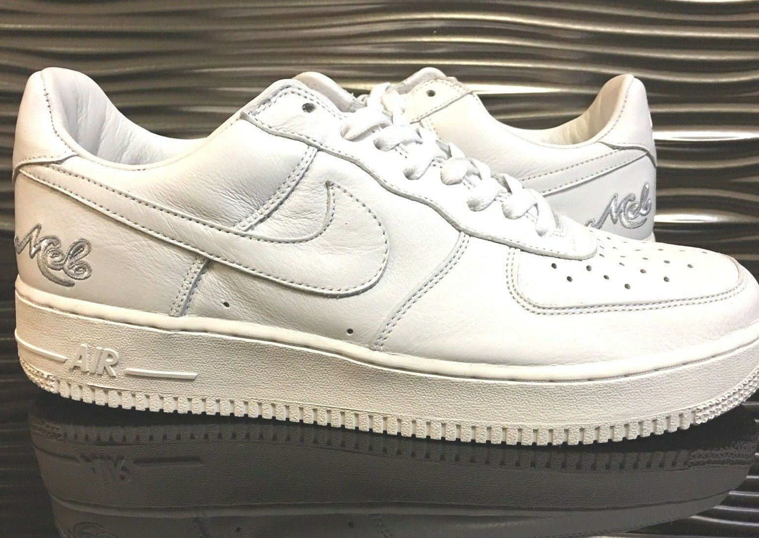 Nike Air Force 1 Low Melo White Sample DS Men's Size 11 Carmelo Anthony