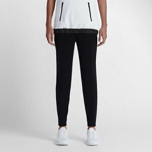 33cc9e173e2a NIKE NWT 803575-010 Women s Nike Sportswear Tech Fleece Pants ...