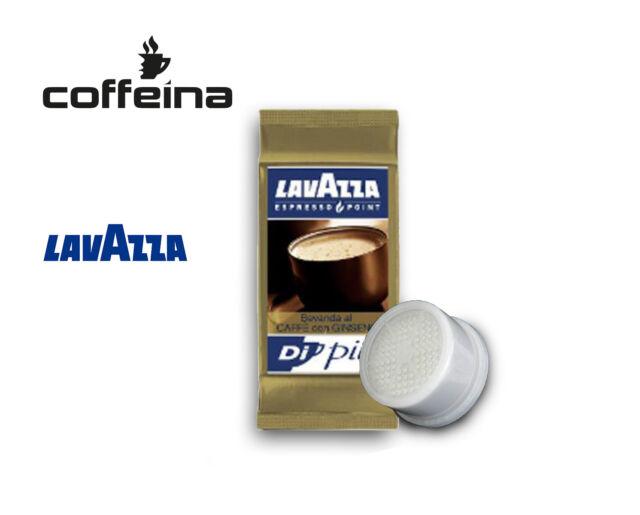 Offerta 50 Capsule caffè Lavazza Espresso Point ep CAFFE' CON GINSENG COFFEINA