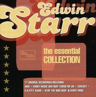 Edwin Starr - Essential Collection [new Cd] on sale