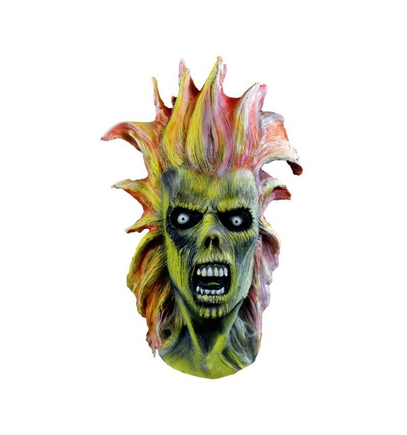 Trick or Treat Studios Mask Iron Maiden Eddie Debut