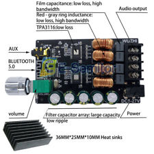 AUX+Bluetooth 2x100W HIFI High Power with Filter Digital TPA3116 Amplifier Board