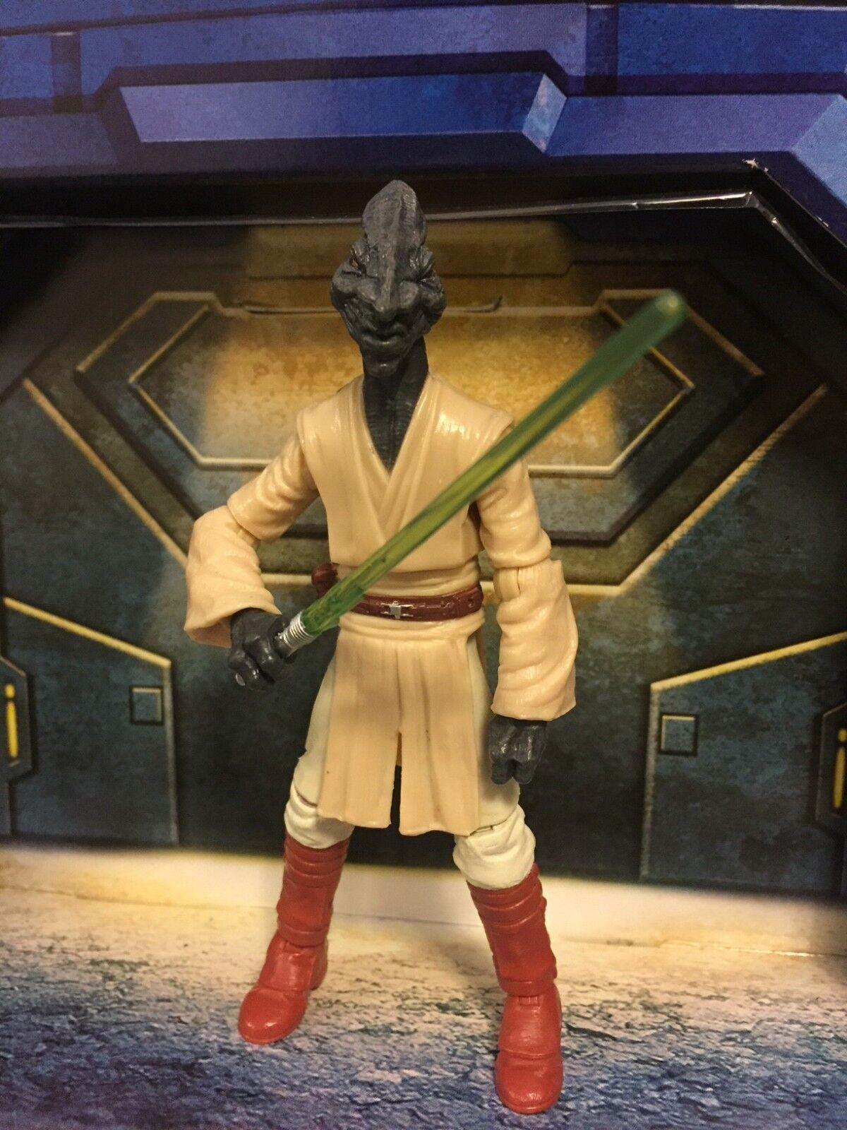Star Wars Legacy Collection Target Exclusive COLEMAN TREBOR Geonosis Arena Loose