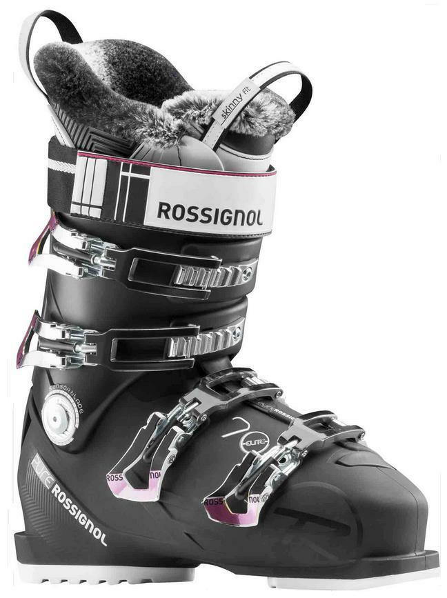 Rossignol Pure Elite 70 ladies ski Stiefel 26.5 NARROW FIT (CLEARANCE) NEW 2018