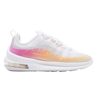 Nike Air Max Axis Prem White Melon Fuchsia BQ0126 101 Running Shoes Women's 7.5 | eBay