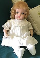 """1940's Composition Cloth body MaMa Doll 20"""""""
