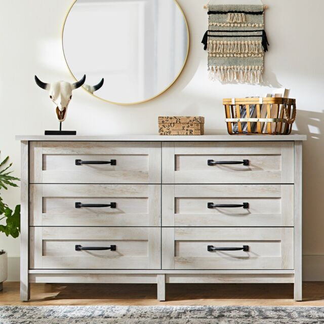 Black Chest Of Drawers And Bed Side IKEA STYLE Matt finished MODERN