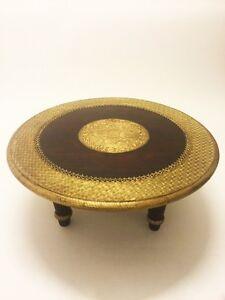 indischer orientalischer orient tisch couchtisch. Black Bedroom Furniture Sets. Home Design Ideas
