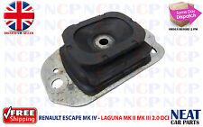 RENAULT ESCAPE MK IV, RENAULT LAGUNA MK II MK III REAR ENGINE MOUNT 2.0 DCI
