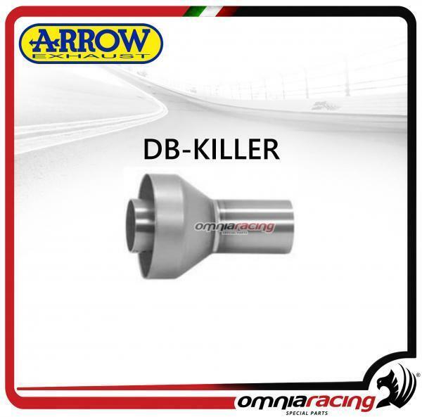 ARROW DB-KILLER PER SCARICO PRO-RACE COMPATIBILE CON 11012DB