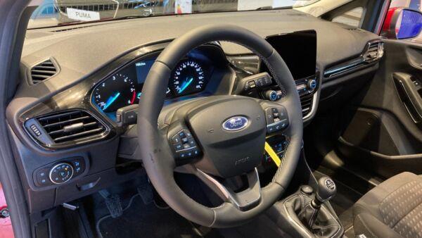 Ford Fiesta 1,5 TDCi 85 Titanium billede 10
