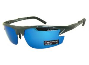 F11  Herren Sonnenbrille Polarisiert oder Verspiegelt silber schwarz blau Sport