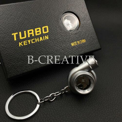 UK LED TurboCharger Key ring Electric With Turbo Sound Turbo L.E.D Torch *FAST*