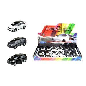 Kia-Sorento-maqueta-de-coche-auto-aleatoria-color-1-34-con-licencia-oficial