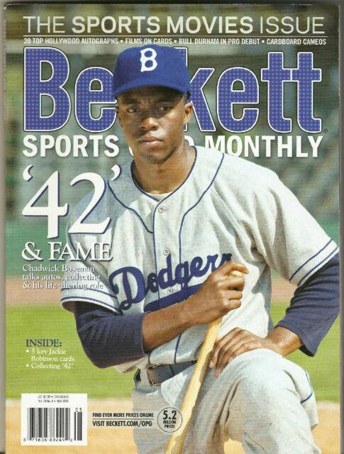Beckett Vintage Almanac #4