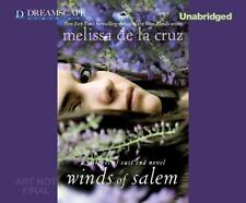 The Beauchamp Family: Winds of Salem 3 by Melissa de la Cruz (2013, CD,...