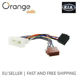 wiring lead harness adapter for kia sorento 2007 iso. Black Bedroom Furniture Sets. Home Design Ideas
