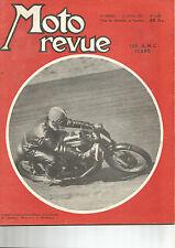 MOTO REVUE N°1.286 125 A.M.C ISARD / 2 HEURES DE MONTLHERY / LES 125cc - 2 TEMPS