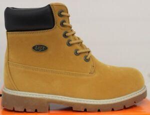 f0d5104e13bb Men s LUGZ Drifter 6 BDRI6K-7401 Wheat Bark Cream Gum Casual Boot ...
