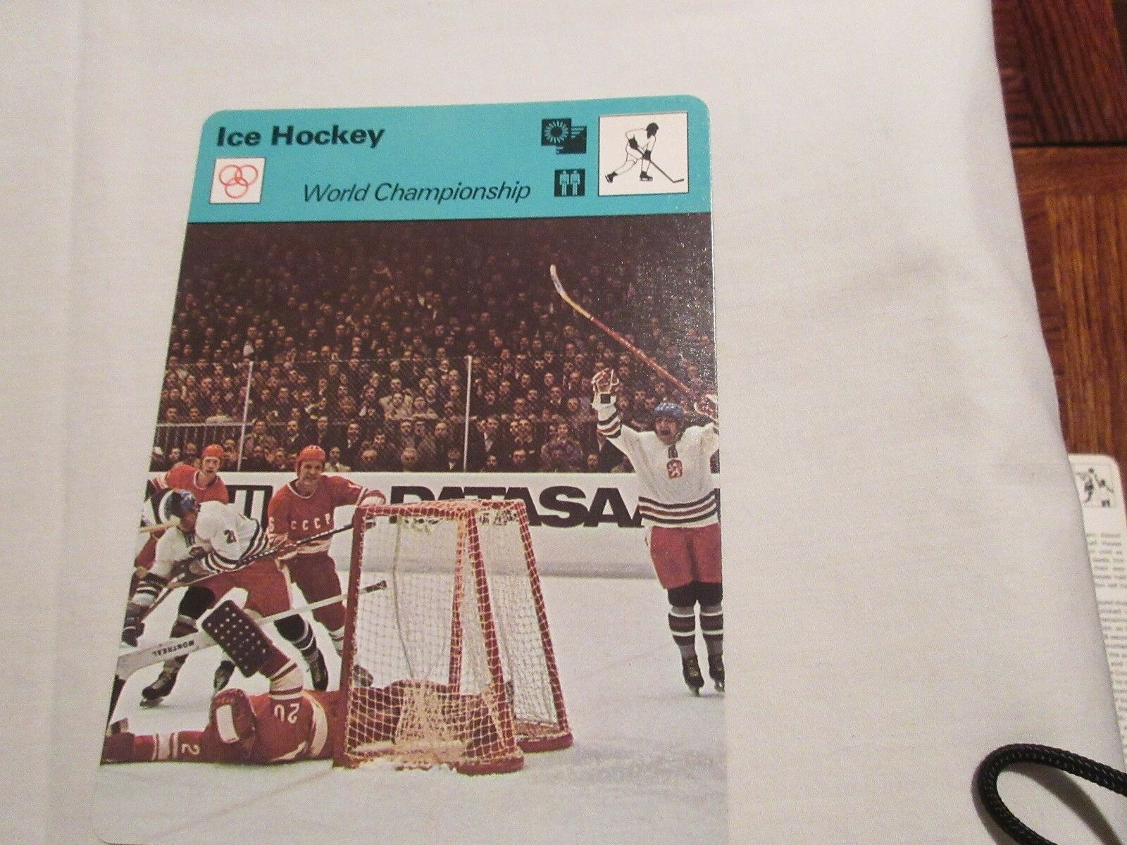 Sportscaster Cards 1978 Deck # 12 Cards # 1-24 Angel Co