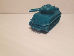 1-72-1-100-1-200-Sherman-Flame-Tank-x2-Scale-3d-Printed-WW-II-Model-Tank