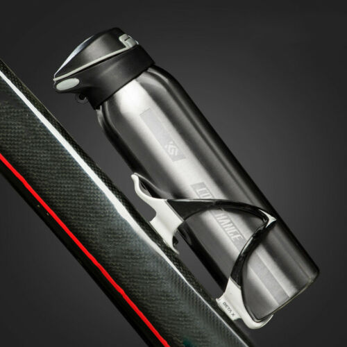 Outdoor Sports Cycling Water Bottle Bicycle Vacuum Cooling Insulated Drink Cup