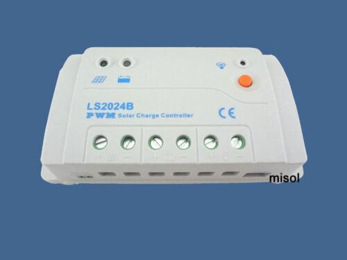 Epsolar Solar Regulator 20A 12V 24V Solar Charge Controller 50V LS2024B