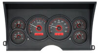 Dakota Digital 88 - 94 Chevy Gmc Pickup Truck Analog Dash Gauges Vhx-88c-pu-c-r