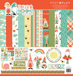 Photoplay Collection Pack 12X12-Bunny Trail