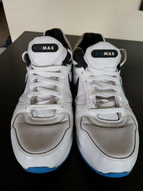 acheter en ligne 0f17b 9e87b Nike Air Max Classic Mens Shoes Sz 11.5Leather Si White/Blue