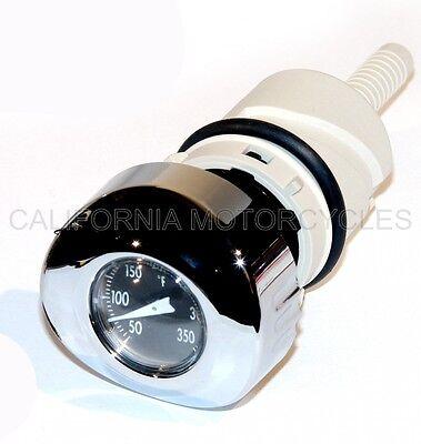 Reloj Temperatura-Nivel Aceite Para Sportster XL Oil Dipstick with Temperature