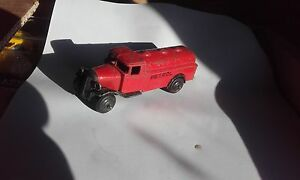 Camion Dinky Toys Serie 25 Petrol Citerne