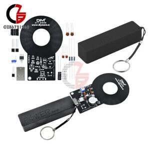 Metal-Detector-Kit-DC-3V-5V-60mm-Non-contact-Sensor-Module-DIY-Kit-Power-Case