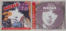 NENA Definitive Collection CD 1996 Hits 99 Luftballons Leuchtturm TOP
