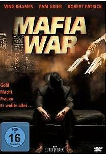 1 von 1 - DVD Mafia War Fsk 16 (K5)