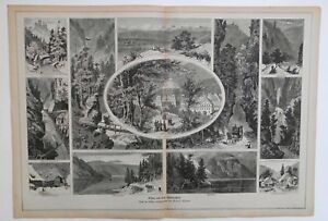 Schwarzwald-Bilder-aus-Grosses-Blatt-nach-R-Assmus-1879-Textbeitrag