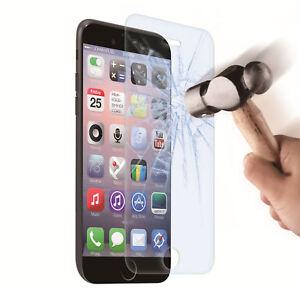 Verre-Trempe-Protecteur-ecran-LCD-Vitre-IPhone-4-4s-5S-5C-SE-6-6S-6-7-7s-7-Plus