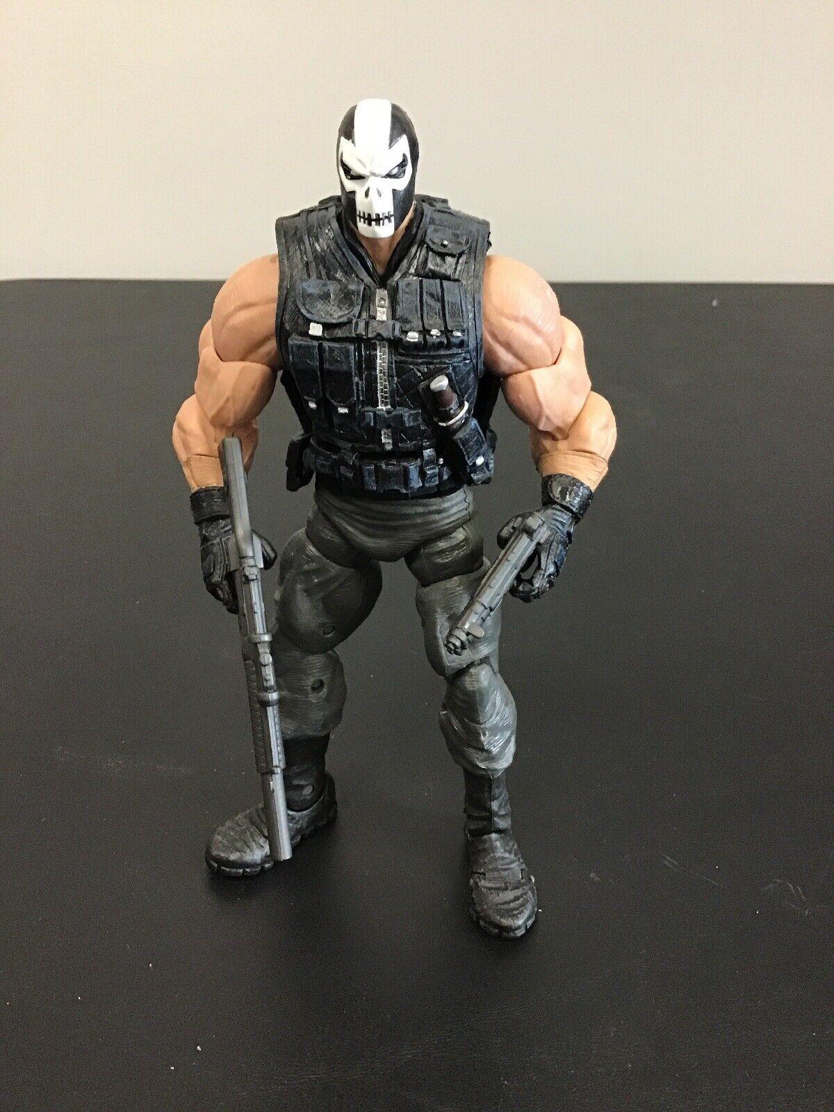 Marvel Legends Crossbones Walmart Exclusive Ares BAF Wave  Loose completare giocattolo Biz  al prezzo più basso