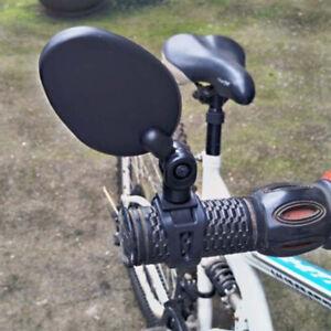 ❤360° Adjustable Bike Handlebar Rearview Motorcycle Looking Glass Bicycle Mirror